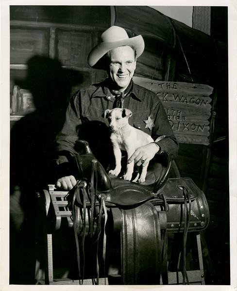 Sheriff Bob Dixon - Double H rodeos Master of Ceremony