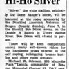 The Sunday News - Ridgewood - May 10, 1953