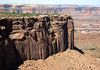 "Along the Wingate sandstone cliff of the ""Island in the Sky Mesa"" - to Airport Tower - Canyonlands National Park"