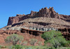 The Castle (southern view) - Capitol Reef National Park