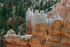 "Limestone erosion, physically created by ""frost wedging"" - Bryce Canyon National Park"