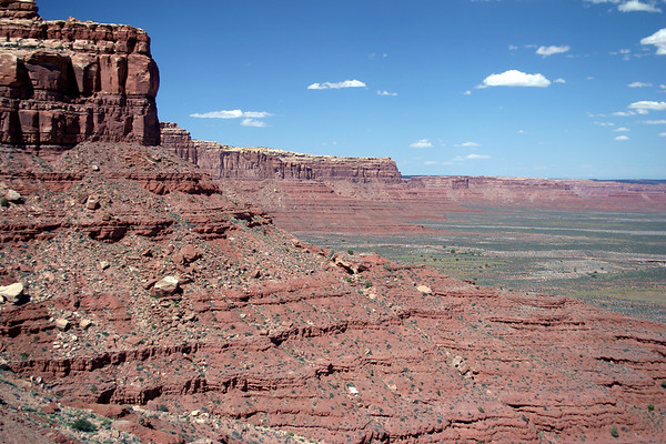 """Cedar Mesa - fusing with the """"Valley of the Gods"""""""