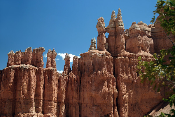 Windows among the hoodoos - Bryce Canyon National Park
