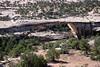 Beyond the Utah Jupiters - down to the Owachomo Bridge - Natural Bridges National Monument