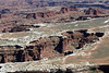 Over the White Rim - into Monument Basin - Canyonland National Park