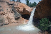 Waterfall along the Water Canyon - Bryce Canyon National Park