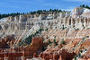 Inspiration Point - along the rim of the Paunsaugunt Plateau - Bryce Canyon National Park