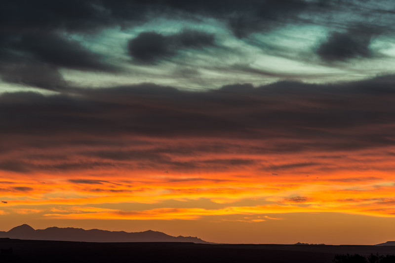 Valley of the Gods Sunrise