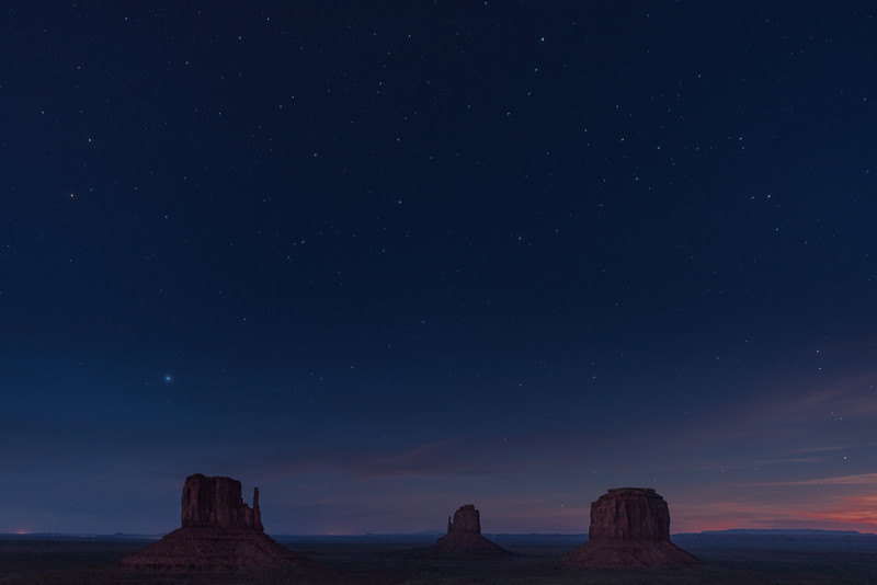 Moonrise, Monument Valley