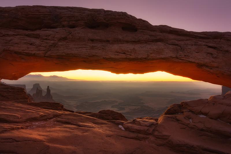 Mesa Morning