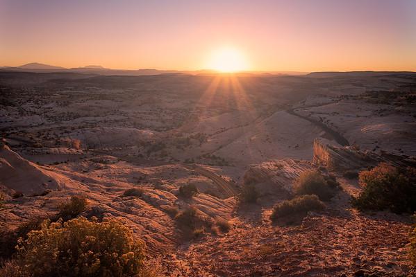 Utah 12 Sunrise