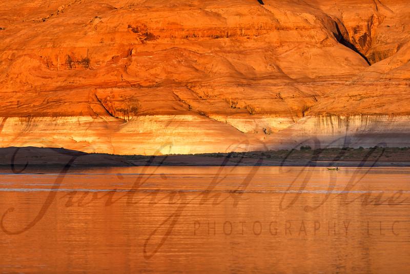 Kayaking the Canyon