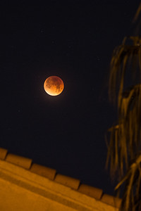 Blood Moon Eclipse III
