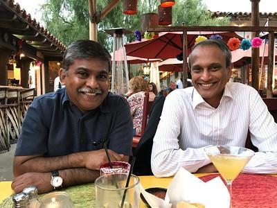 Sundar and Jayanth at San Diego, California.