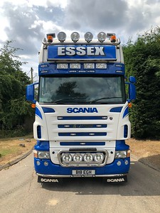 Essex Grab Load Scania