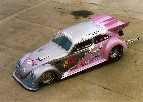 Outrage VW Funny Car