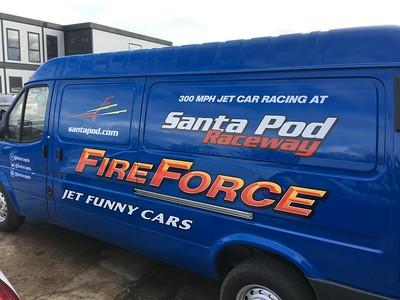 Fireforce Van Revamp 2018