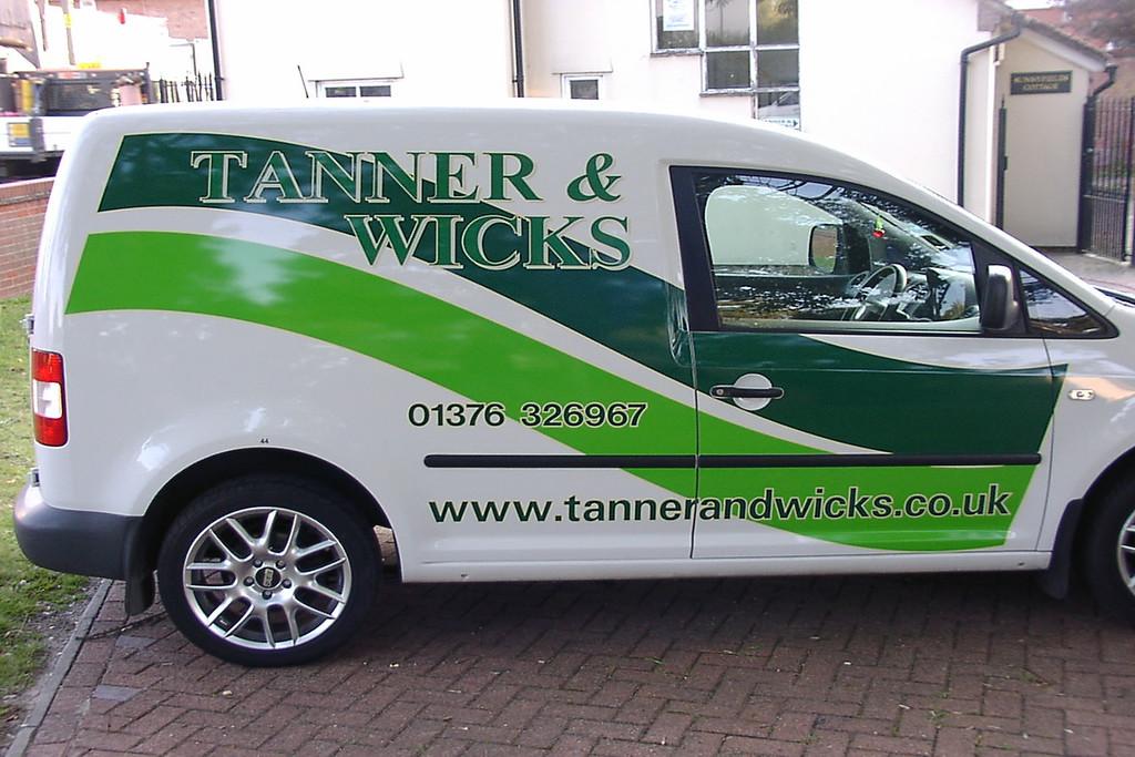 Tanner & Wicks VW Van