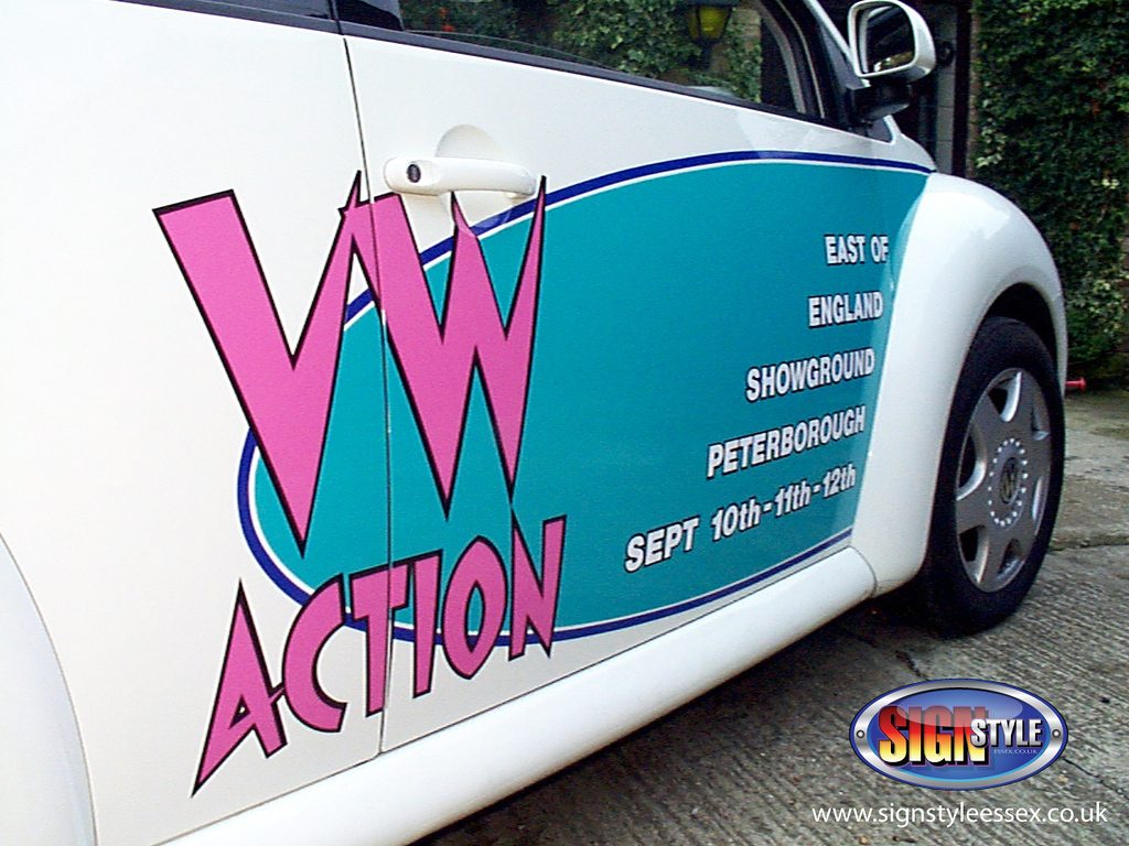 The VW Action Beetle