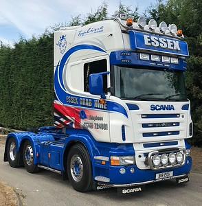 Essex Grab Load Scania