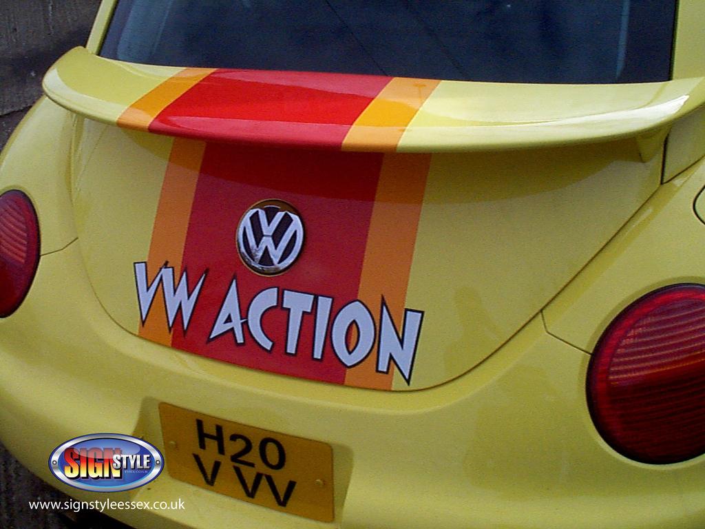VW of Brian Burrows