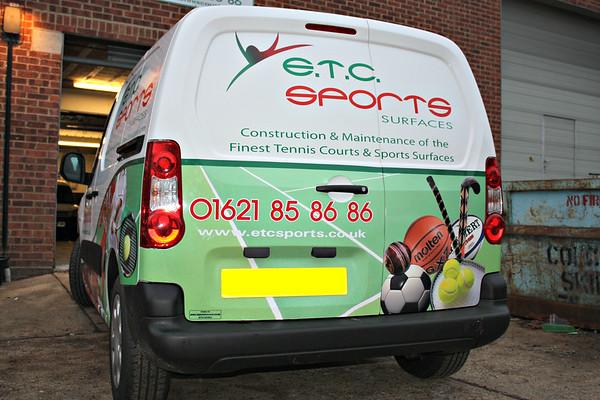 E.T.C. Sports Partner Van 2012
