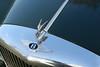 Bentley hood emblem
