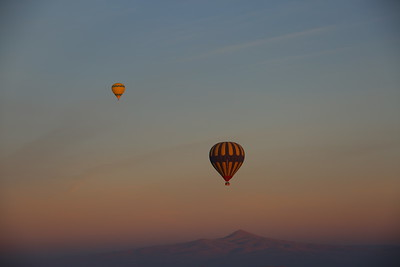 Hot air balloon 3