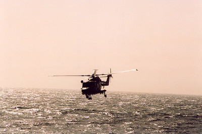 Low flying chopper