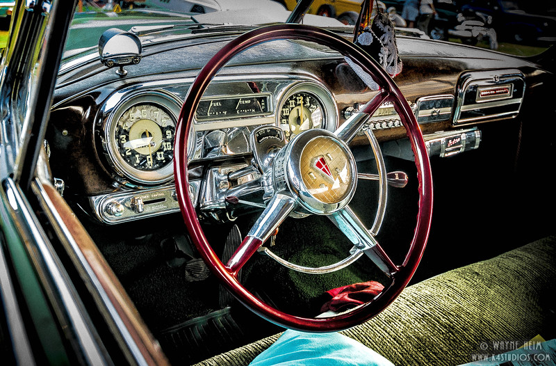 Red Wheel  -  Photography  of Wayne Heim