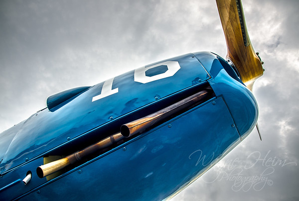 Propeller   Photography by Wayne Heim