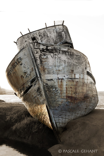 Run aground in Point Reyes 3