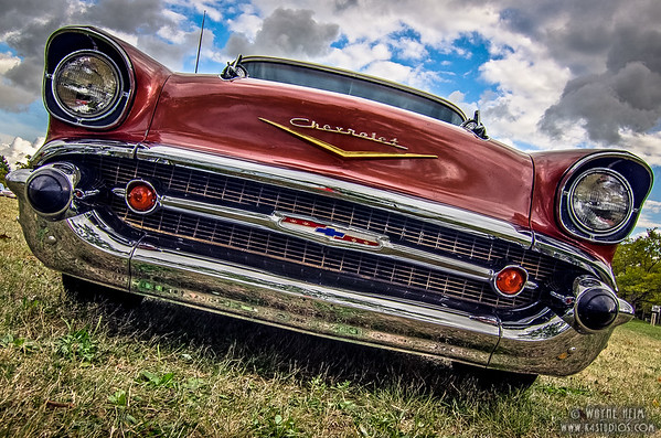 Classic Chevy   Photography by Wayne Heim
