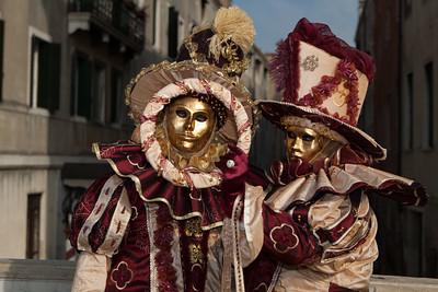 Carnival in Venice 2012