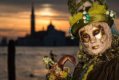 Carnival in Venice 2013