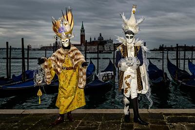 Carnival in Venice 2014