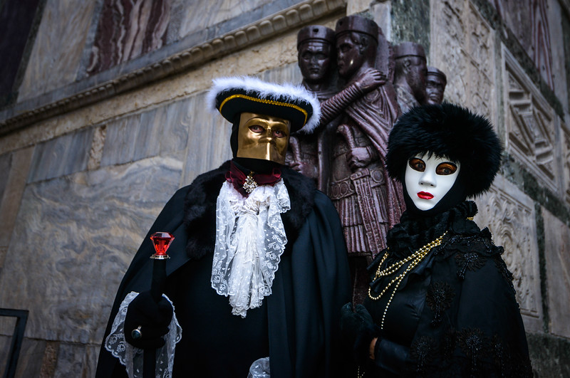 Venedig Karneval 16 - 1077