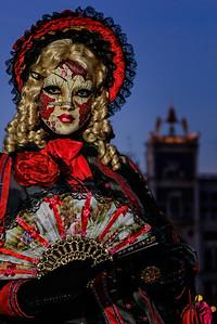 Carnival in Venice 2015