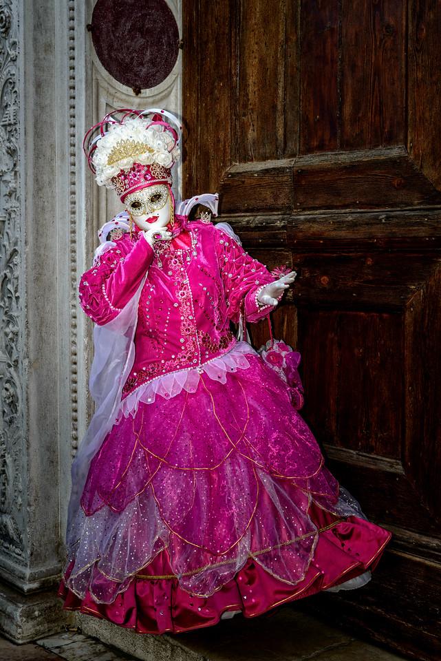 Venedig Karneval 15 - 771