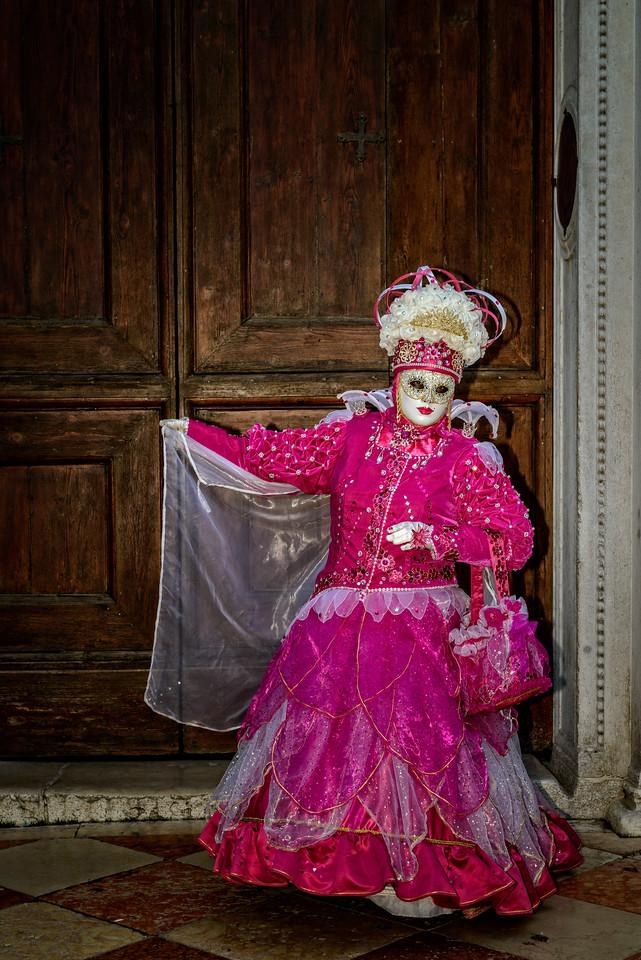 Venedig Karneval 15 - 762