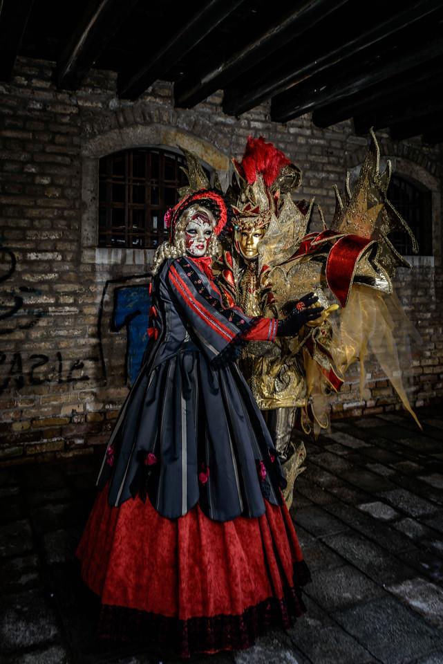 Venedig Karneval 15 - 684
