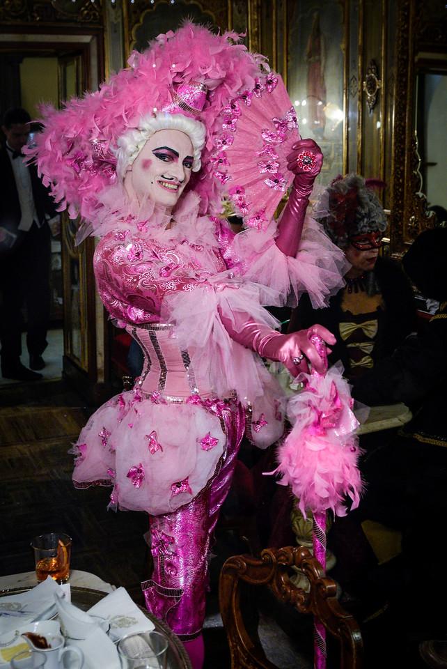 Venedig Karnaval 15 - 605
