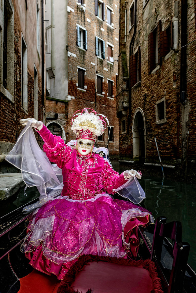 Venedig Karneval 15 - 752
