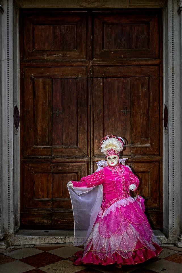 Venedig Karneval 15 - 761
