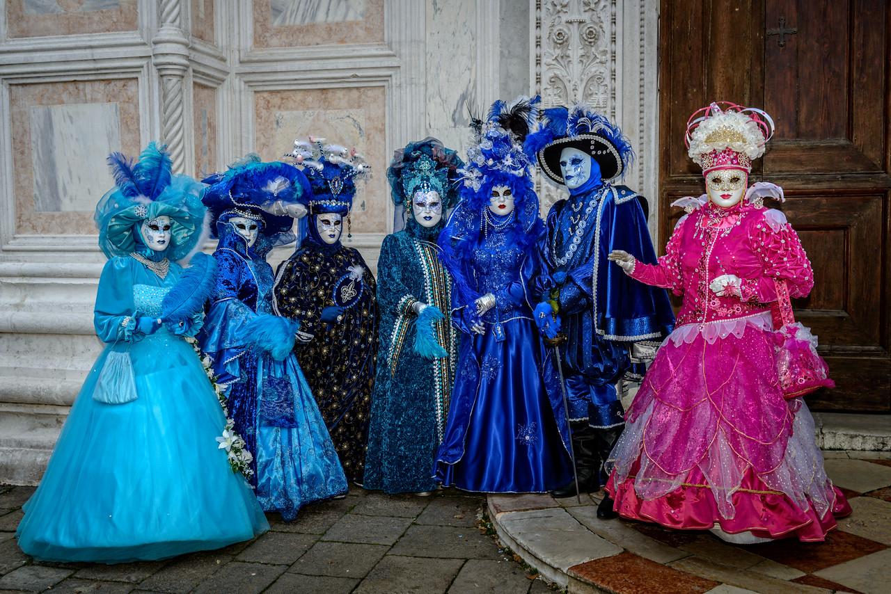 Venedig Karneval 15 - 760