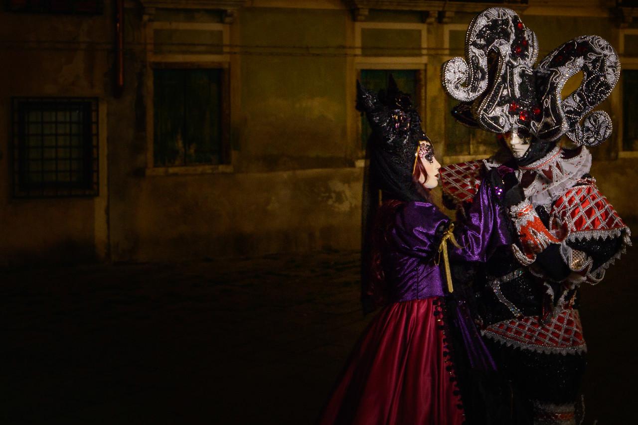 Venedig Karnaval 15 - 596