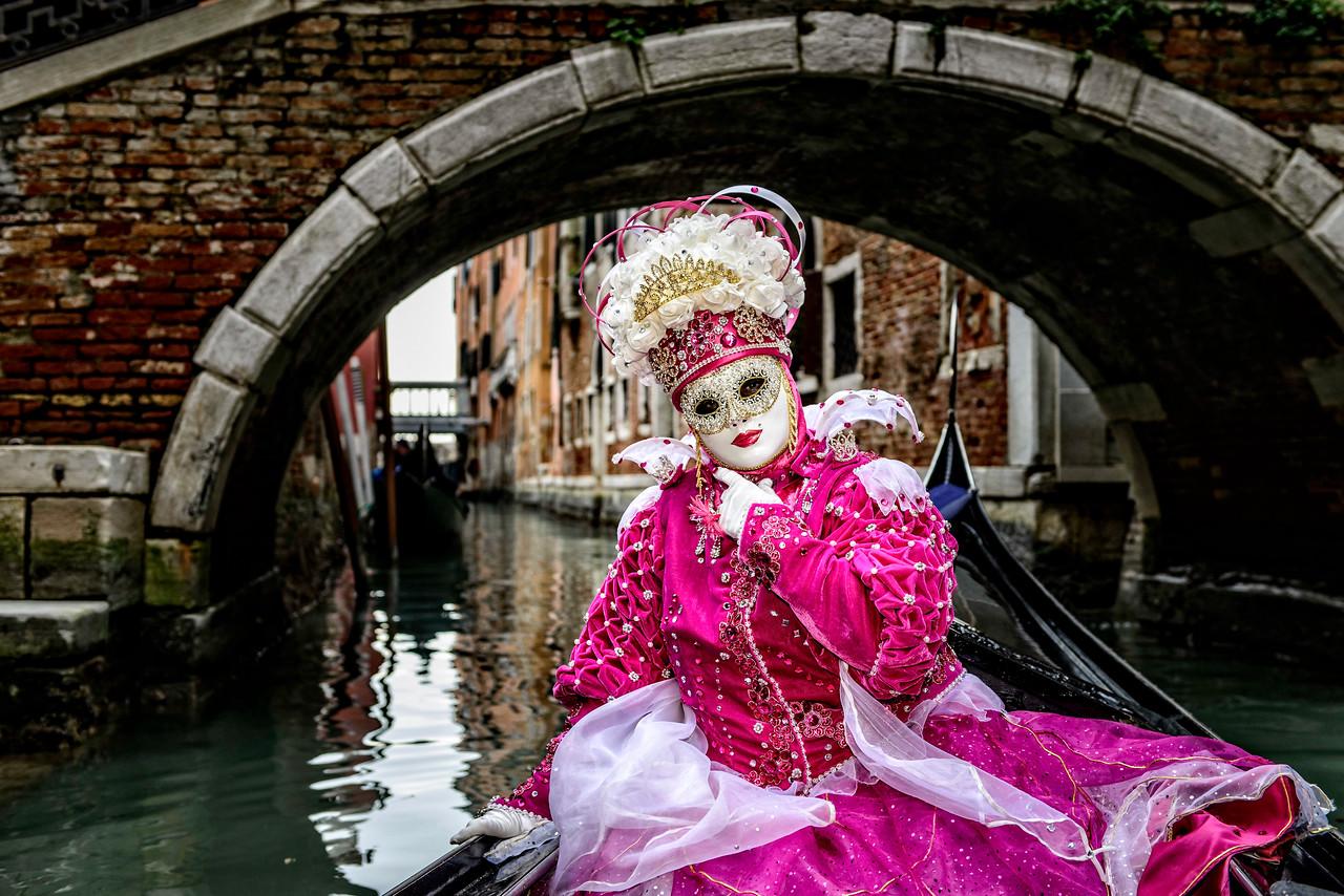 Venedig Karneval 15 - 759