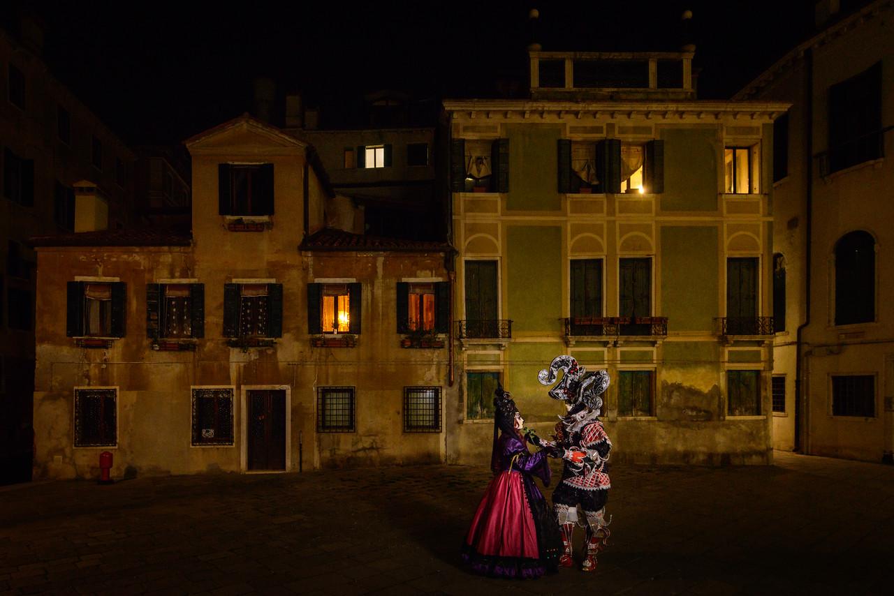 Venedig Karnaval 15 - 593