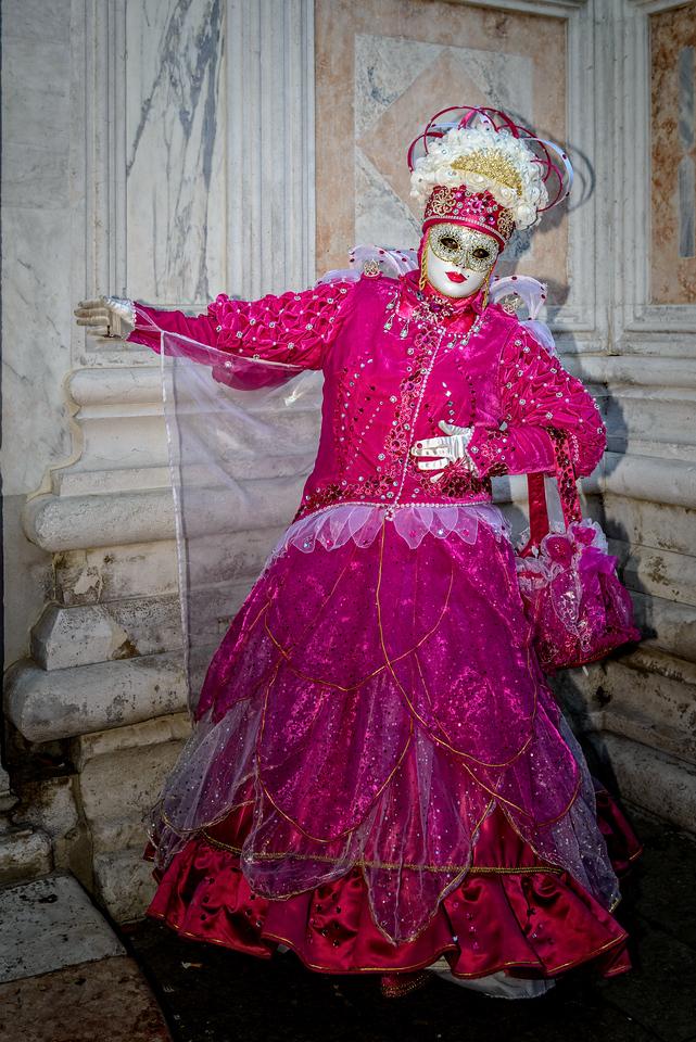Venedig Karneval 15 - 768