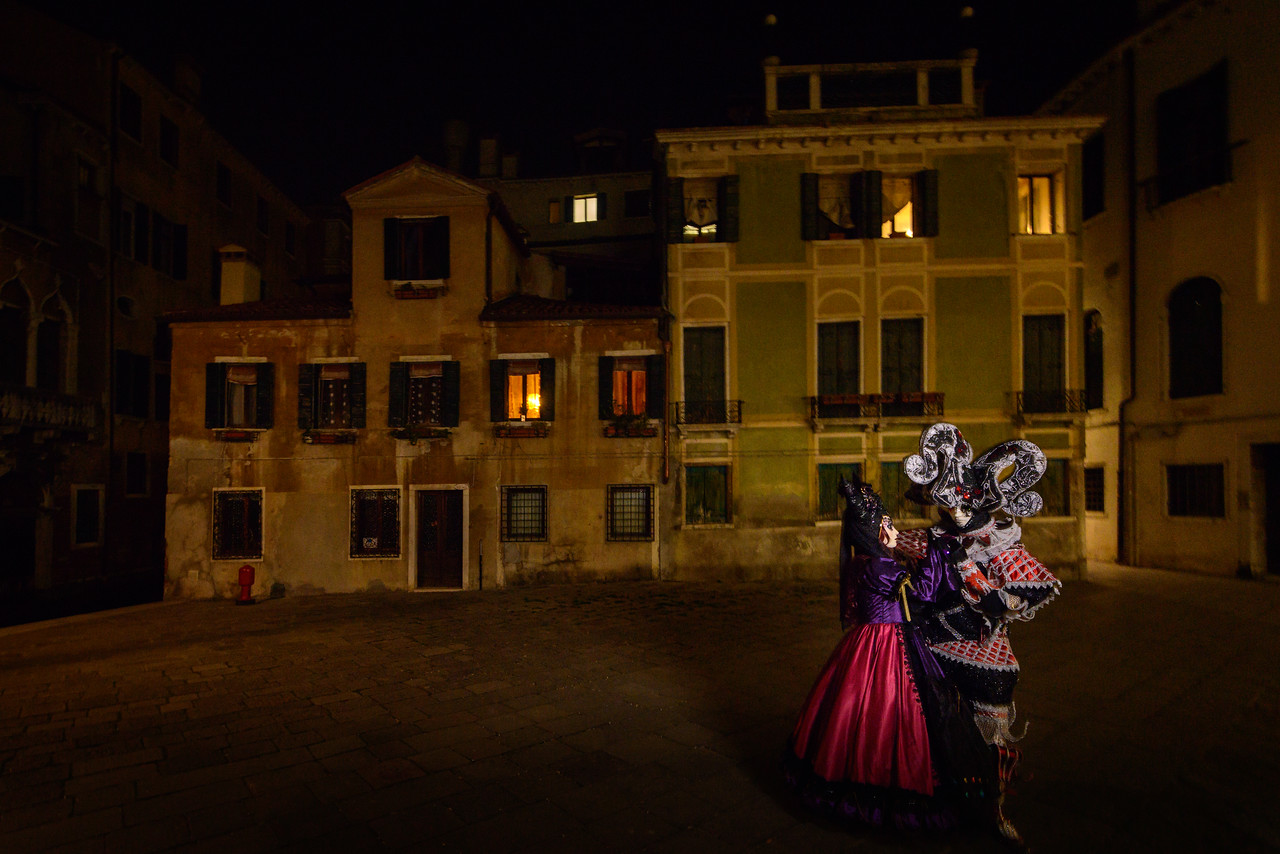 Venedig Karnaval 15 - 595